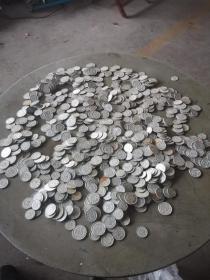 铝制钱二斤售二百元