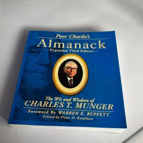 Poor Charlie's Almanack:The Wit and Wisdom of Charles T. Munger, Expanded Third Edition