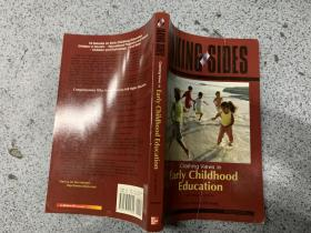 Taking Sides: Clashing Views In Early Childhood Education (taking Sides: Early Childhood Education)