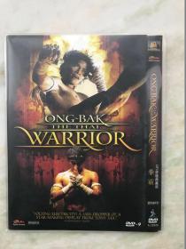 拳霸1-3 电影 DVD9 三碟 托尼·贾