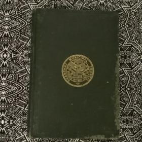 《英国诗坛重要诗人选集》英国牛津大学卡拉伦登出版社1911年初版,32开768页精装。