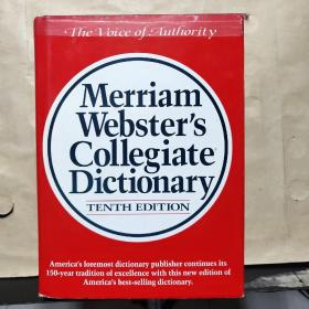 Merriam-Webster's Collegiate Dictionary(TENTH EDITION)