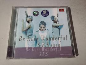 CD:SES:永远美丽  1歌单本+1CD  正版