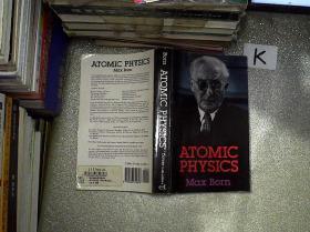 Atomic Physics 原子物理学