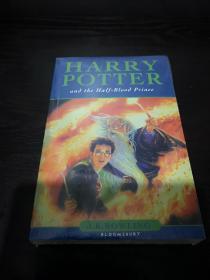 Harry Potter and the Half-Blood Prince哈利波特6英文版,瑕疵如图,无笔记无划线,包邮