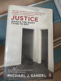 Justice: What's the Right Thing to Do? 公正该如何做是好 英文原版