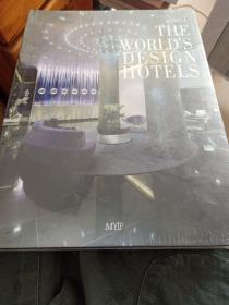 THE WORLD'S DESIGN HOTELS原版外文书