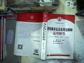 司法解释理解与适用配套丛书:新刑事诉讼法及司法解释适用解答