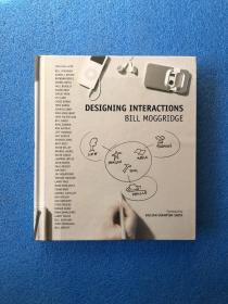 (英文原版)  Designing Interactions 设计互动(带光盘)16开 精装彩印