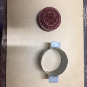 潮州木雕:樟林绿豆糕印一套03