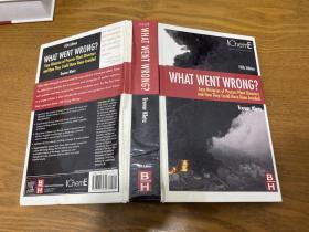 What Went Wrong?问题出在哪里:.工厂灾难与如何避免,第5版.