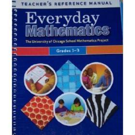 Everyday Mathematics Teacher's Reference Manual Grades 1-3