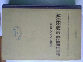 Algebraic Geometry代数几何 英文版