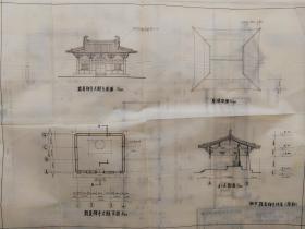 龙泉禅寺修复设计图