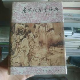 唐宋词鉴赏辞典   南宋 、辽金
