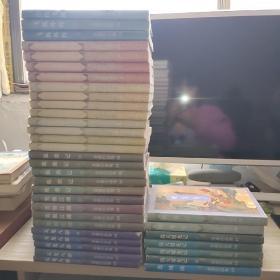 金庸作品集 全集 36本全    印刷质量不好  综合八五品