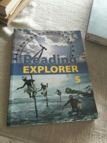 Reading Explorer 5 国家地理英语阅读丛书进阶 (附光盘)