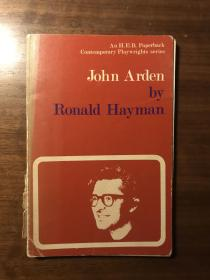 John Arden by Ronald Hayman