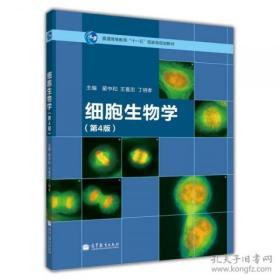 细胞生物学 翟中和第四版教材