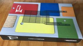 著名品牌百年纪念 Formica Forever  美国著名品牌历史传记 英文原版  印刷精美 超厚
