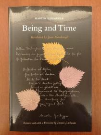 Being and Time: A Revised Edition of the Stambaugh Translation(全新进口原版,国内现货)
