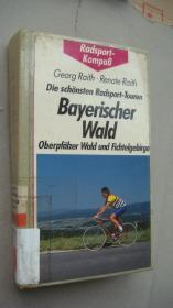 Bayerischer walkd:oberpfalzer wald und fichtelgebirge  (Die schonsten Radsport-Touren)