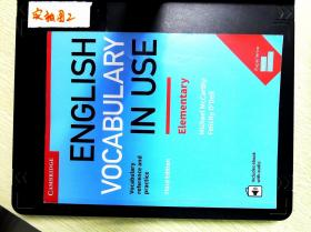 English Vocabulary in Use Elementary Book with Answers and Enhanced eBook:Vocabulary Reference and Practice