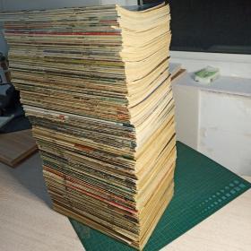 """连环画报  1973年~1998年  大约230本 具体各年份准书目请见""""详细描述"""""""
