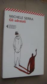 Gli sdraiati 意大利语原版 近新