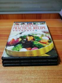 家庭实用菜谱大全(全三册)