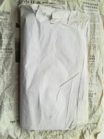 老纸9张,尺寸109*76,装裱修补老书籍,碑帖可用