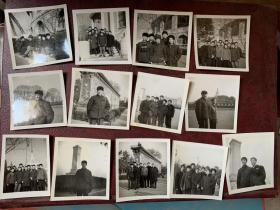 50年代唐山铁道学院毕业生 老照片 保真 何国民教授