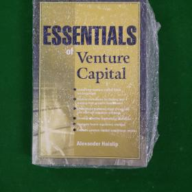 Essentials of Venture Capital[风险投资概要(丛书)]
