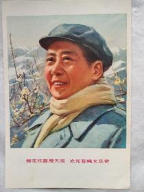 毛主席万岁组画(19张)