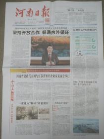 2020年11月20日《河南日报》