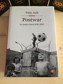 原版意大利语【Postwar  La nostra storia 1945 - 2005】