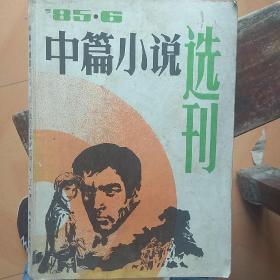 中篇小说选刊1985.6