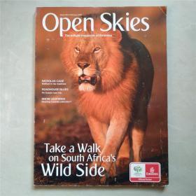 Open Skies February 2005 开放天空2005年2月阿联酋航空杂志