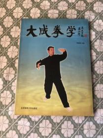 大成拳学(第二部)【大16开本见图】AA12