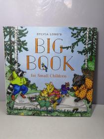英文精装绘本 Sylvia Long's Big Book for Small Children