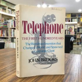 TELEPHONE the first hundred years