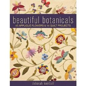 BeautifulBotanicals:45AppliqueFlowers&14QuiltProjects