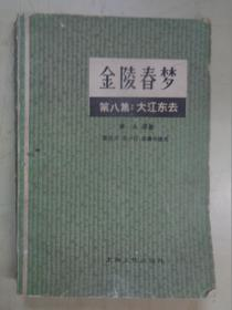 《金陵春梦》第八集 :大江东去【1988年一版一印】上海文化出版社