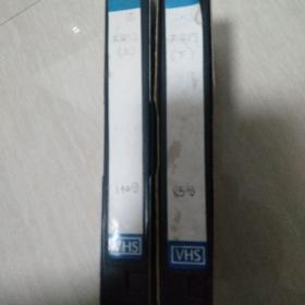 录像带,天安门,分两部分(英文解说,被采访者为汉语)