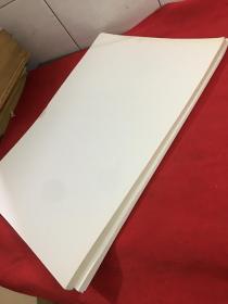 老纸头【水彩纸,20张】尺寸:38×26.5cm, 8开
