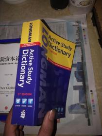 Longman Active Study Dict CD-ROM Pack[朗文激活学习辞典],带光盘