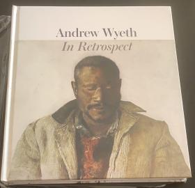 现货 安德鲁怀斯:回顾Andrew Wyeth: In Retrospect绘画作品集