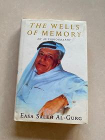 THE WELLS OF MEMORY  内有英文签名