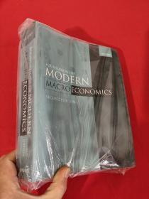 Foundations of Modern Macroeconomics    (16开) 【详见图】