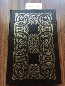 """近全新!【现货在美国家中、2周左右到国内、全国包顺丰】The Effayes of Francis Bacon,《培根随笔》,Francis Bacon / 培根(著),伊东书局出版的 """"有史以来最伟大的100本书"""" 之一,Collector's Edition / 收藏版,1980年出版(请见实物拍摄照片第5张版权页),精装,190页,豪华全真皮封面,三面刷金,珍贵外国文学参考资料 !"""